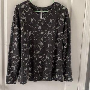Fabletics Patterned Sweatshirt